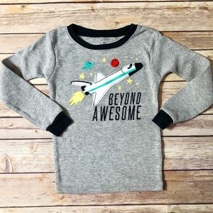 Carter's Outer Space Long Sleeve Shirt